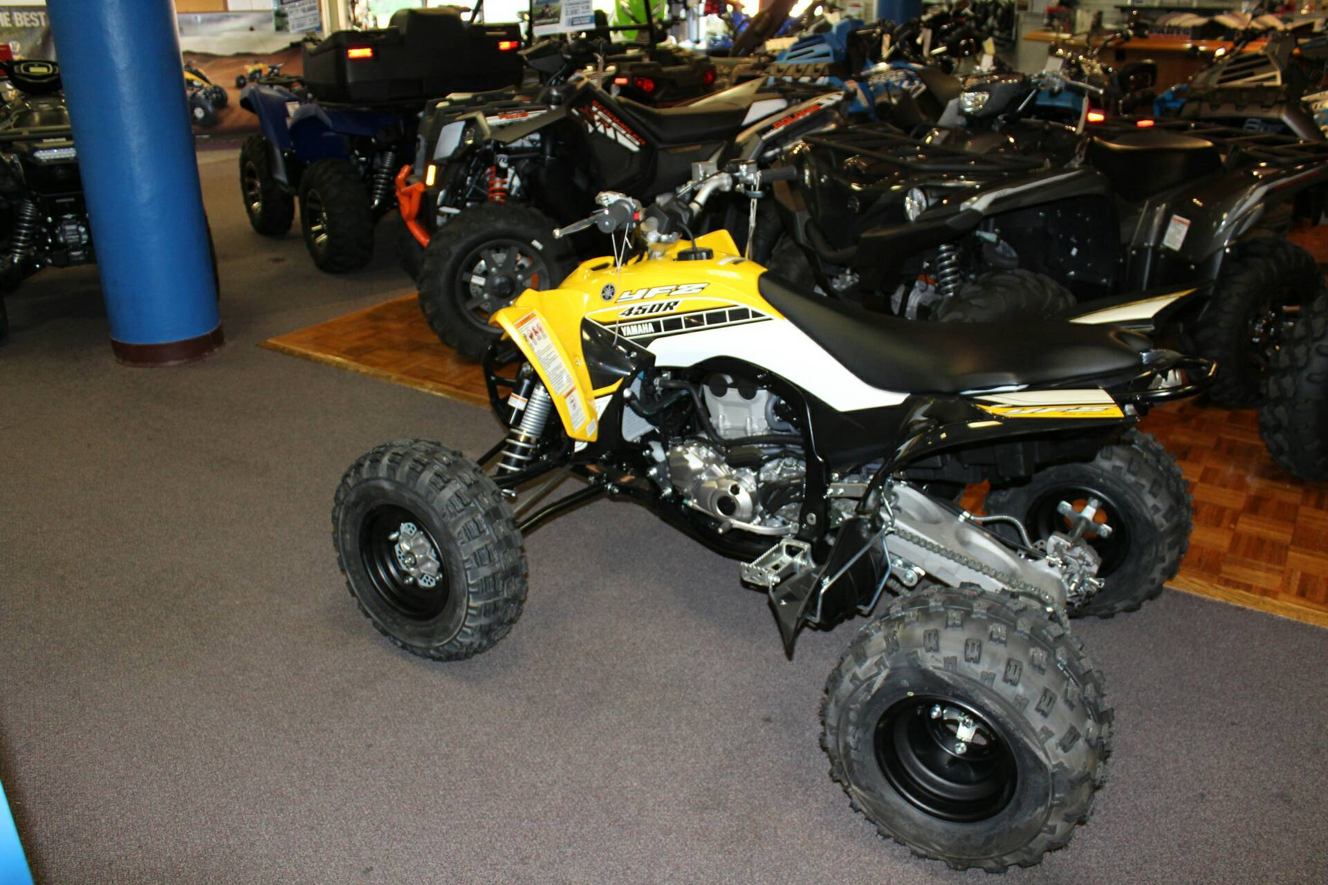 2016 Yamaha YFZ450R SE for sale 587