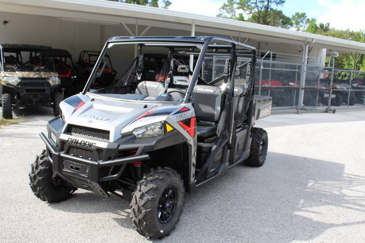 2019 Polaris Ranger Crew XP 900 EPS 1