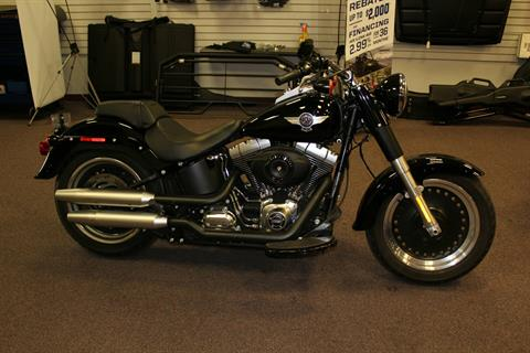 2014 Harley-Davidson Fat Boy® Lo in Palatka, Florida