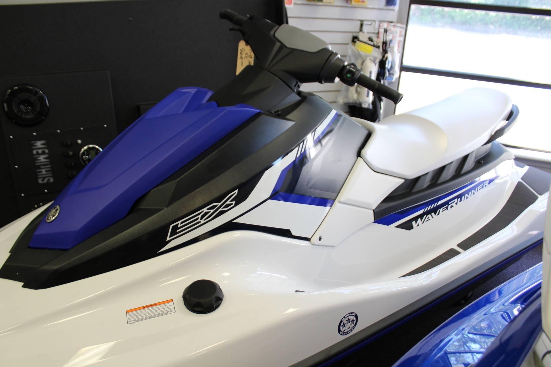 2018 Yamaha EX 3