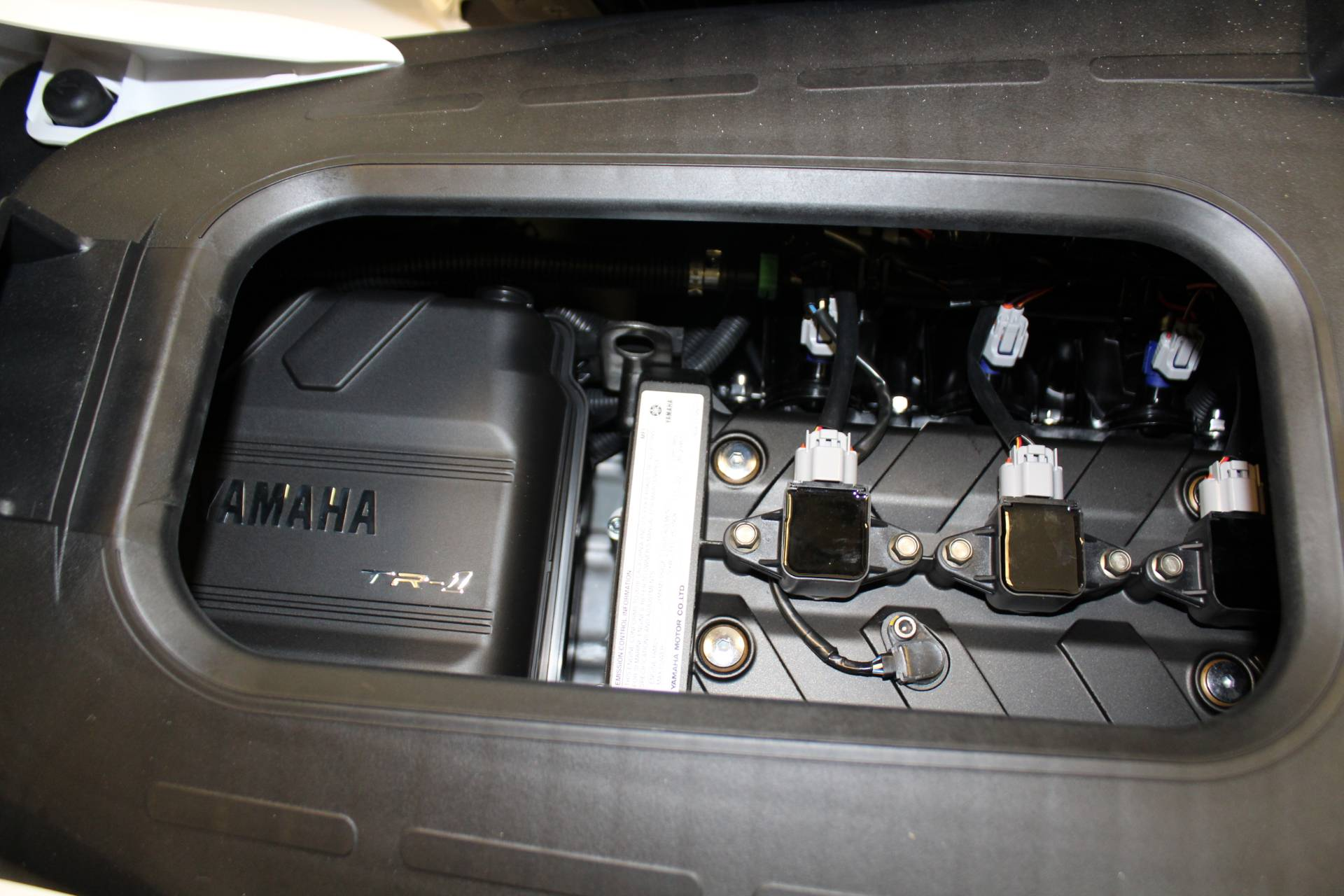2018 Yamaha EX 8