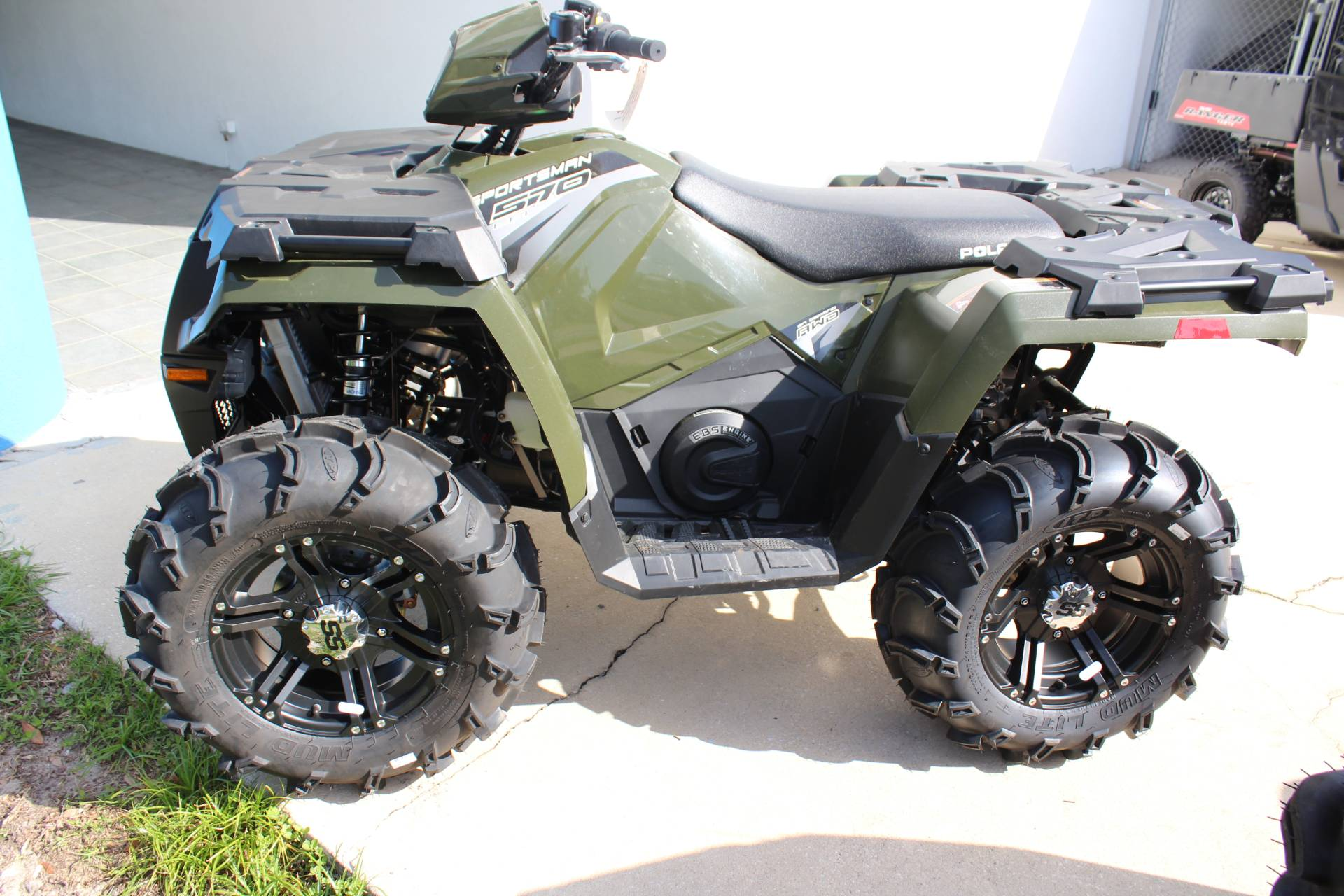 2018 Polaris Sportsman 570 EPS ATVs Palatka Florida N/A