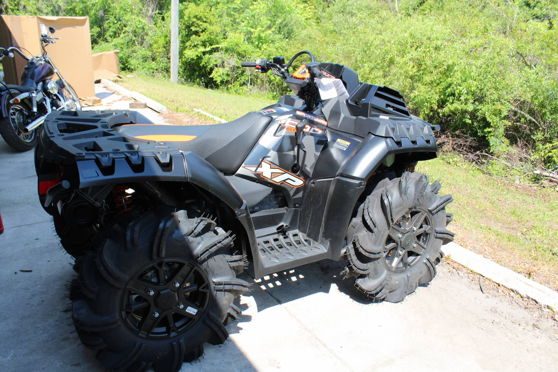 2018 Polaris Sportsman XP 1000 High Lifter Edition in Palatka, Florida