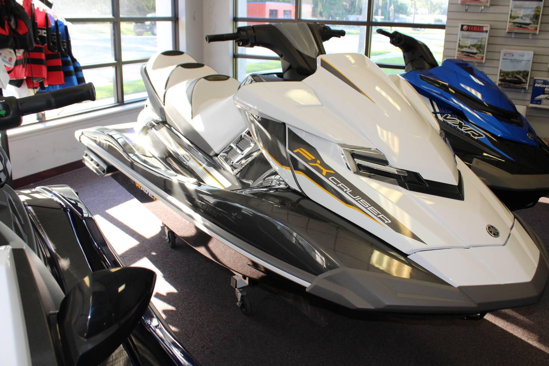 2018 yamaha fx cruiser ho watercraft palatka florida n a for Yamaha fx cruiser
