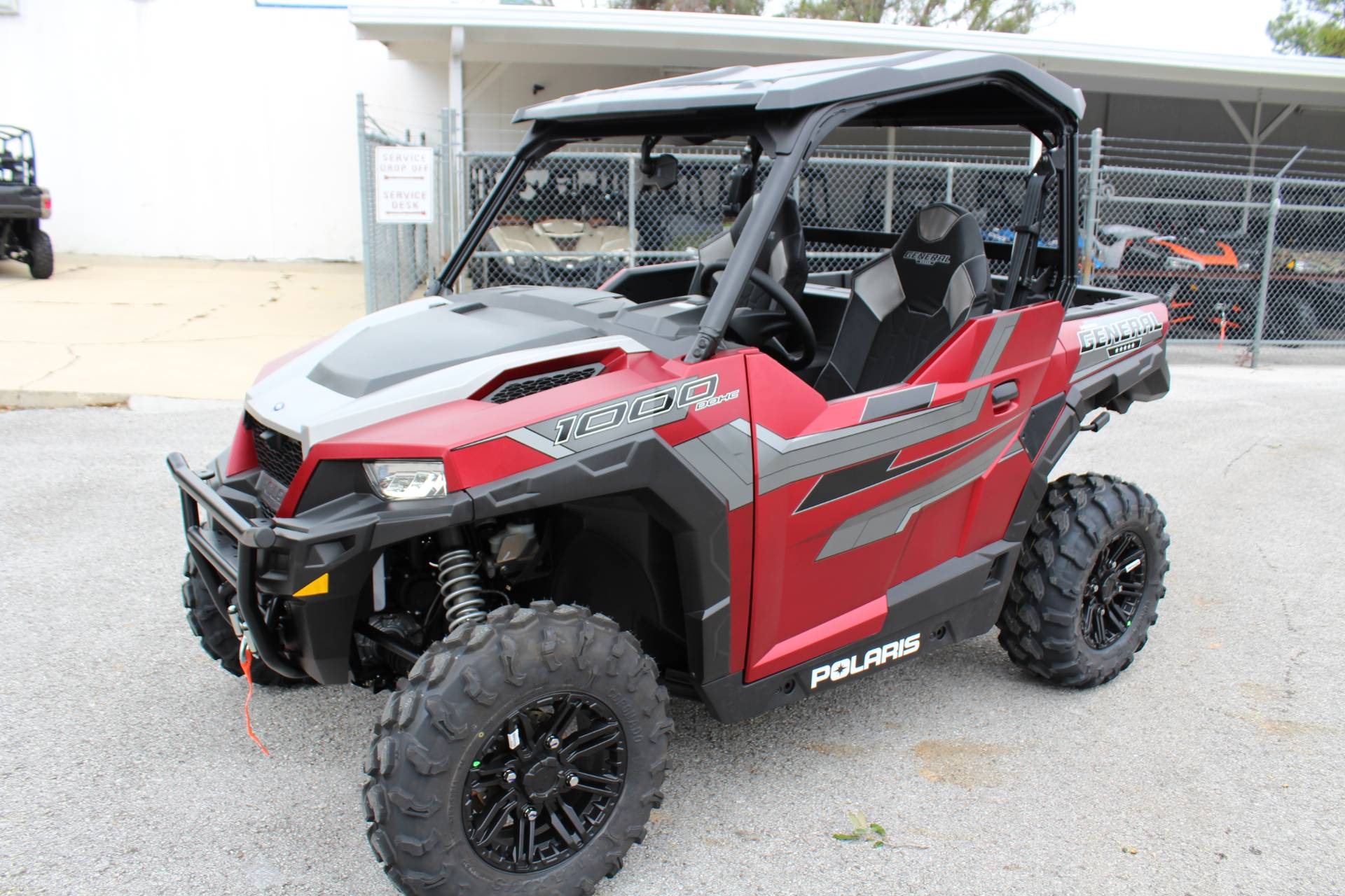 2018 Polaris General 1000 Eps Ride Command Edition In Palatka Florida