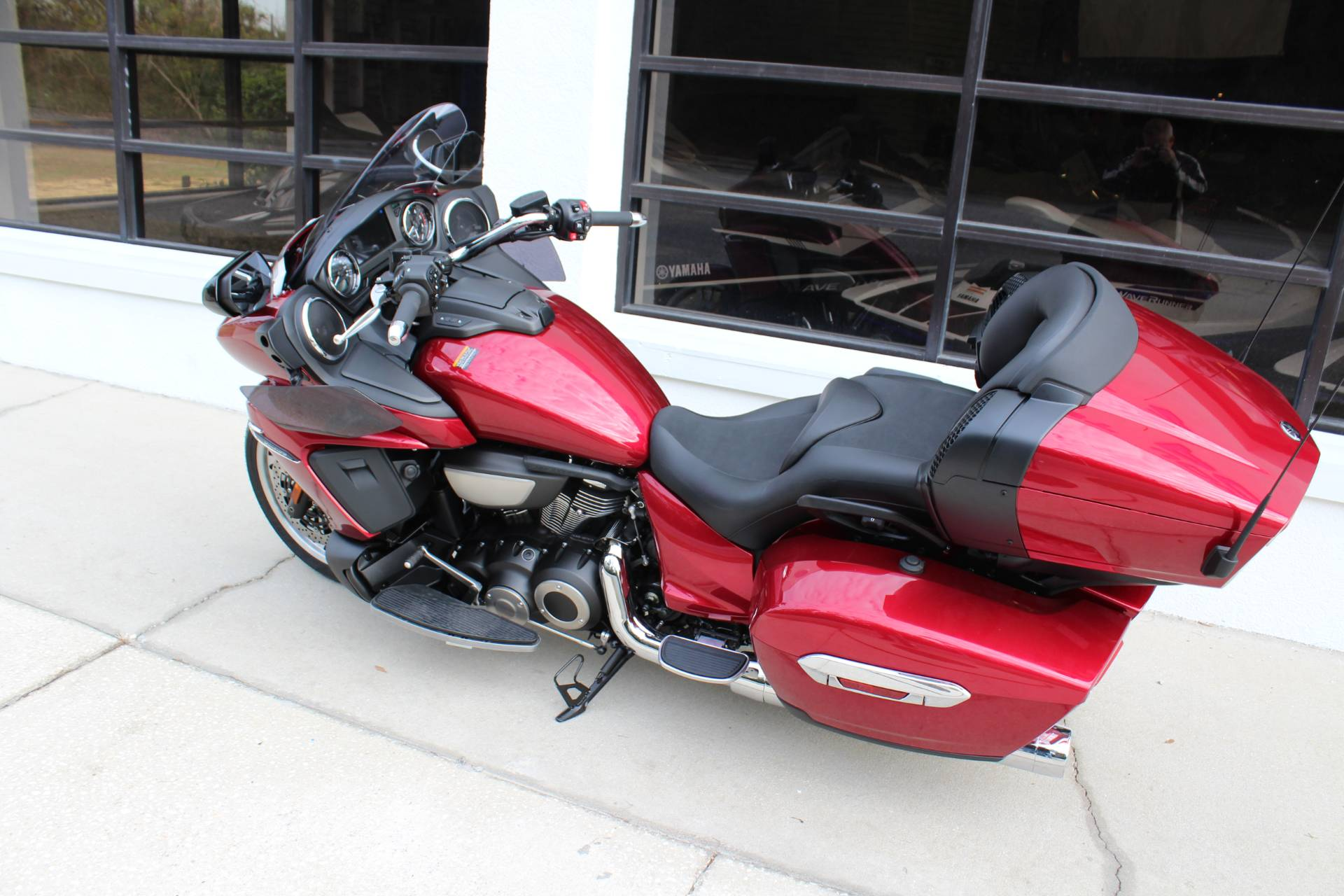 2018 Yamaha Star Venture with Transcontinental Option Package in Palatka, Florida