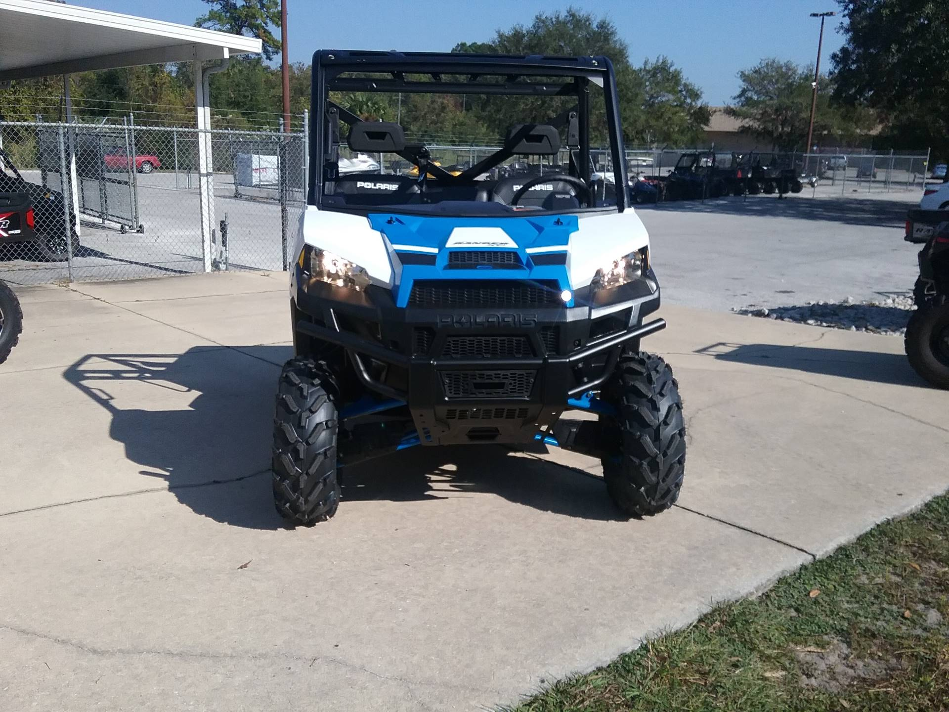 2017 Polaris Ranger XP 1000 EPS in Palatka, Florida