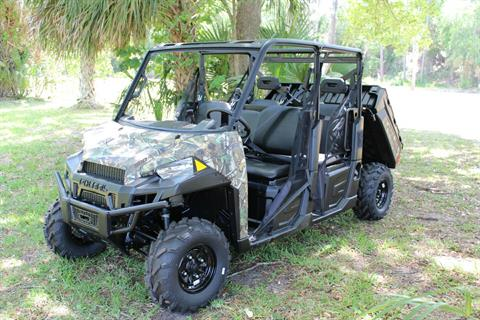 2017 Polaris Ranger Crew XP 900 EPS Camo in Palatka, Florida