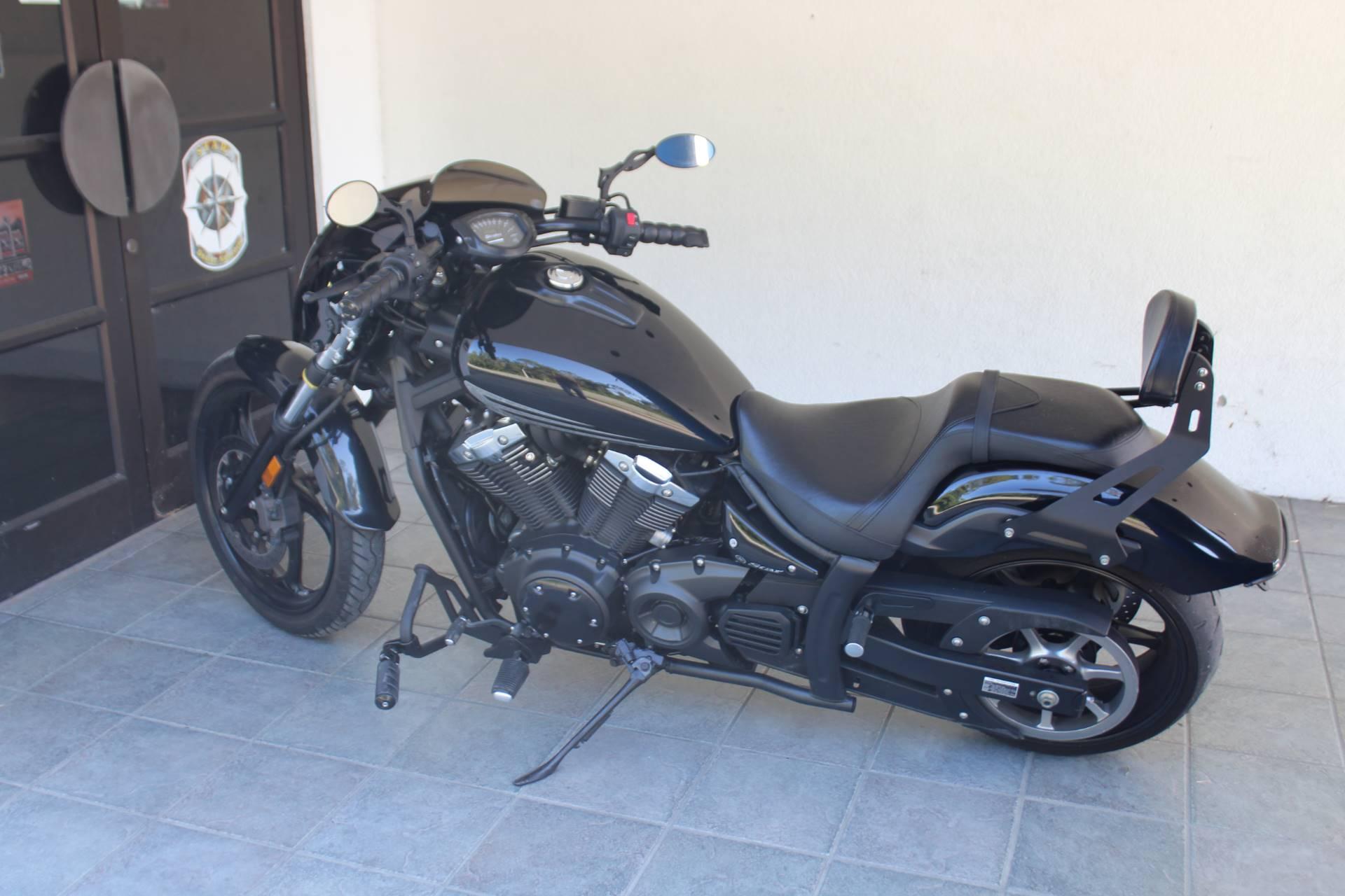 2011 Yamaha Stryker 1
