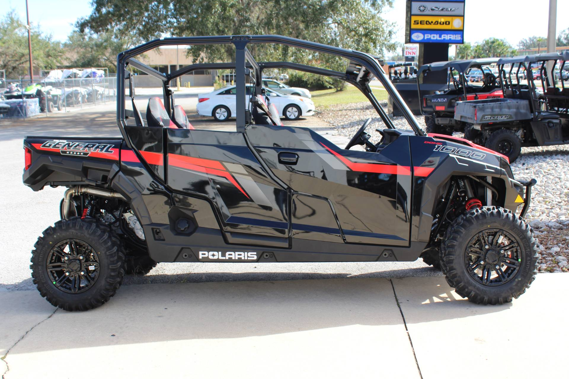 2018 Polaris General 4 1000 EPS in Palatka, Florida