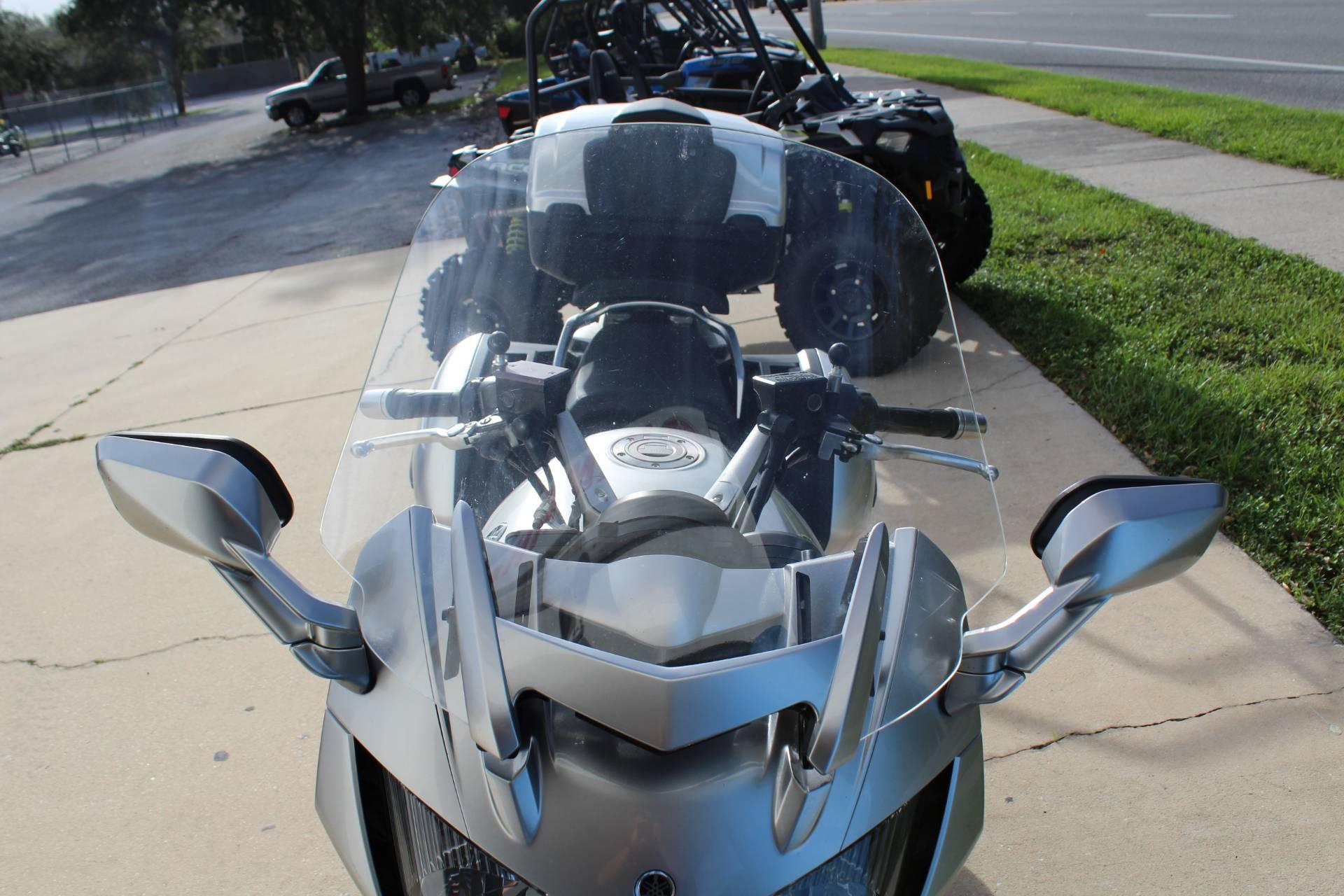 2010 Yamaha FJR1300A 9