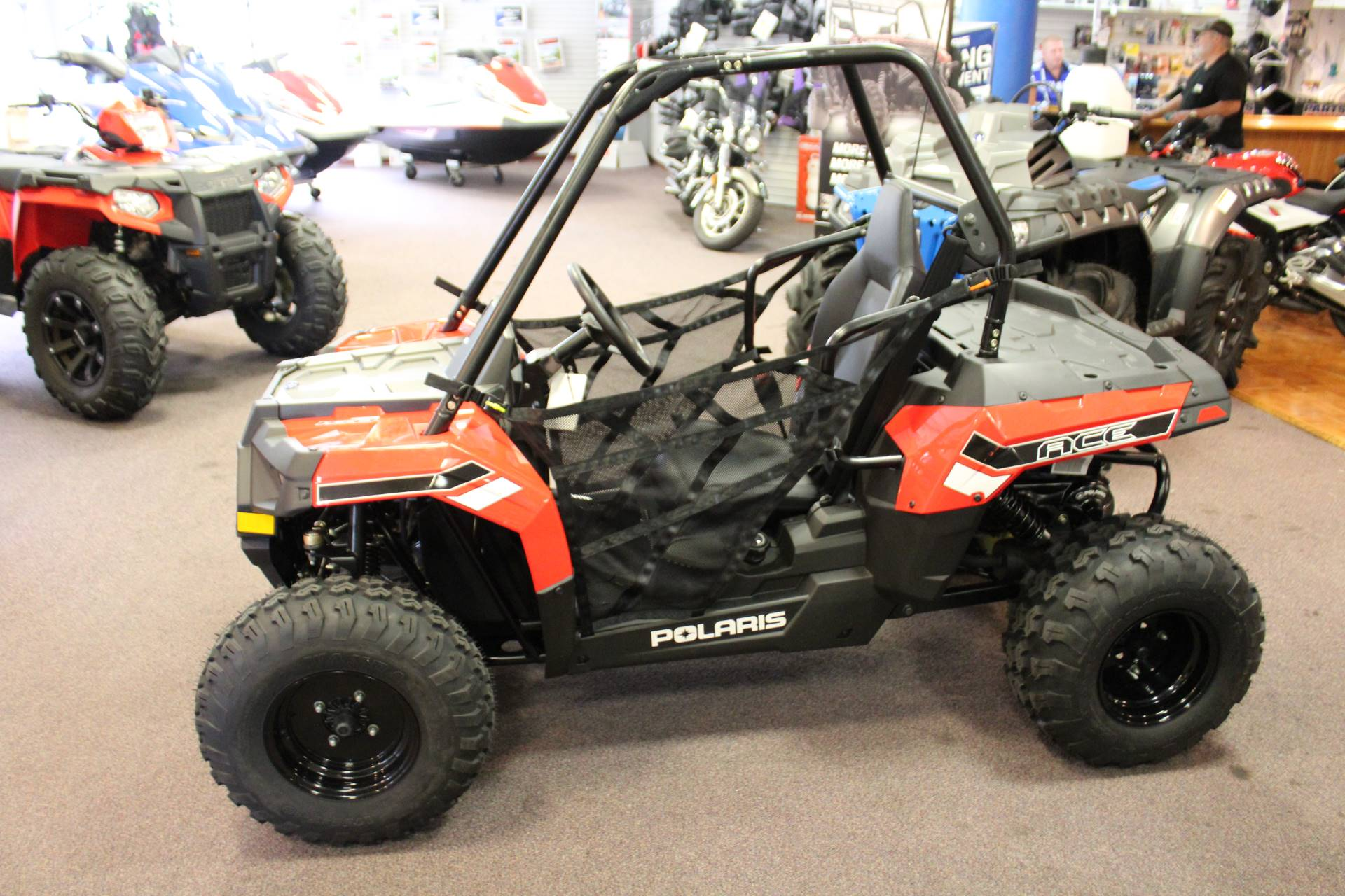 2018 Polaris Ace 150 EFI 1