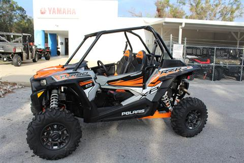 2018 Polaris RZR XP Turbo EPS in Palatka, Florida