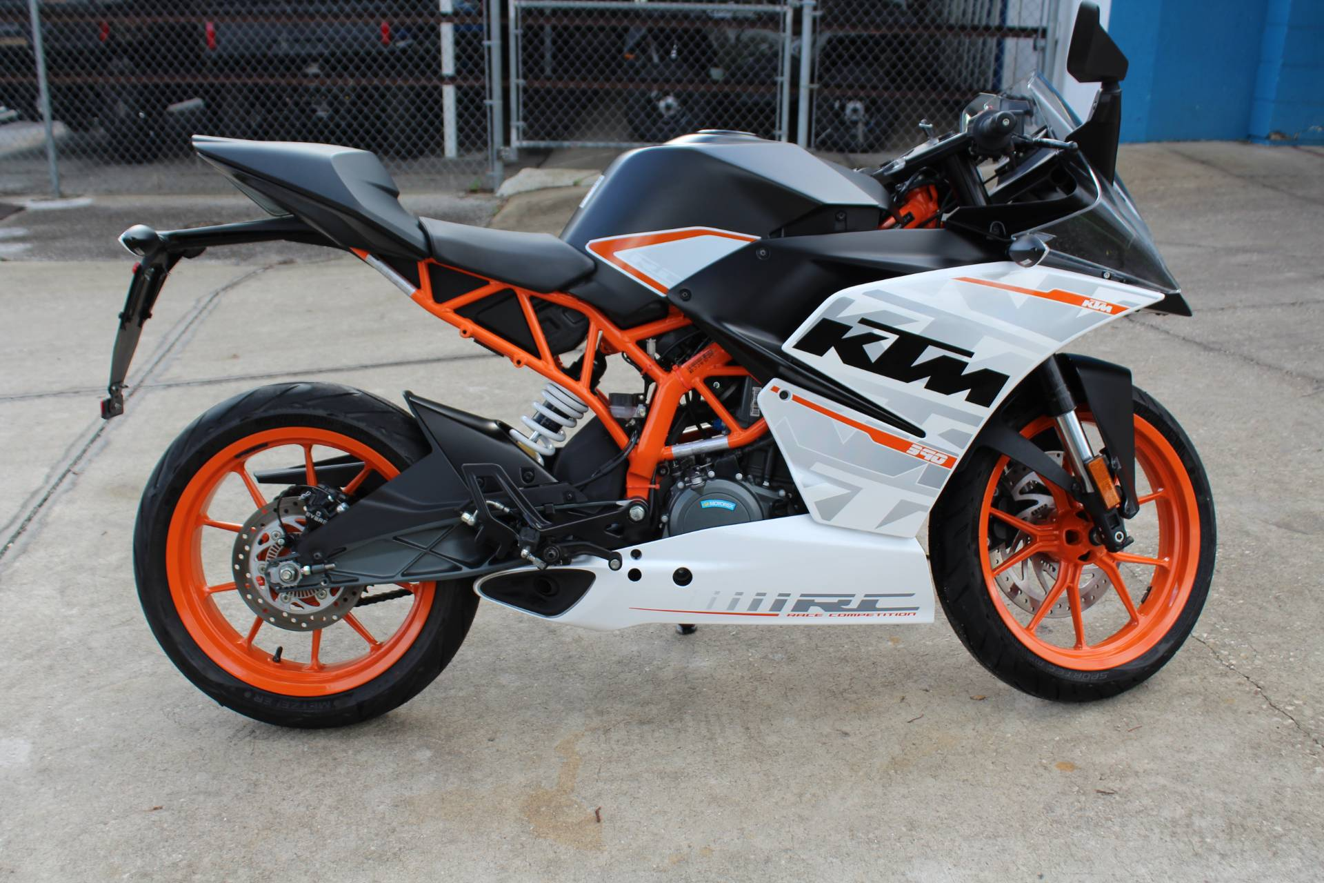 2016 ktm rc 390 for sale. Black Bedroom Furniture Sets. Home Design Ideas
