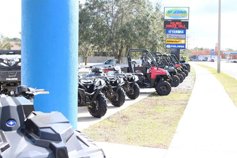 2018 Yamaha Kodiak 700 EPS SE in Palatka, Florida