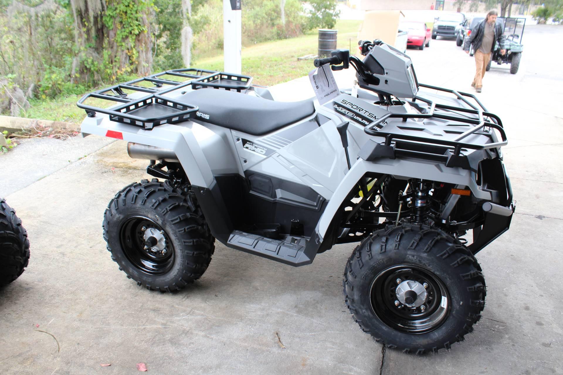 Polaris Dealer Florida >> 2018 Polaris Sportsman 450 H.O. Utility Edition ATVs Palatka Florida N/A