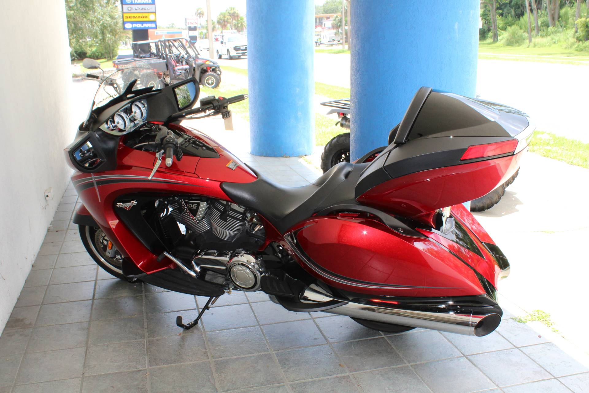 2013 Victory Vision Tour for sale 50617
