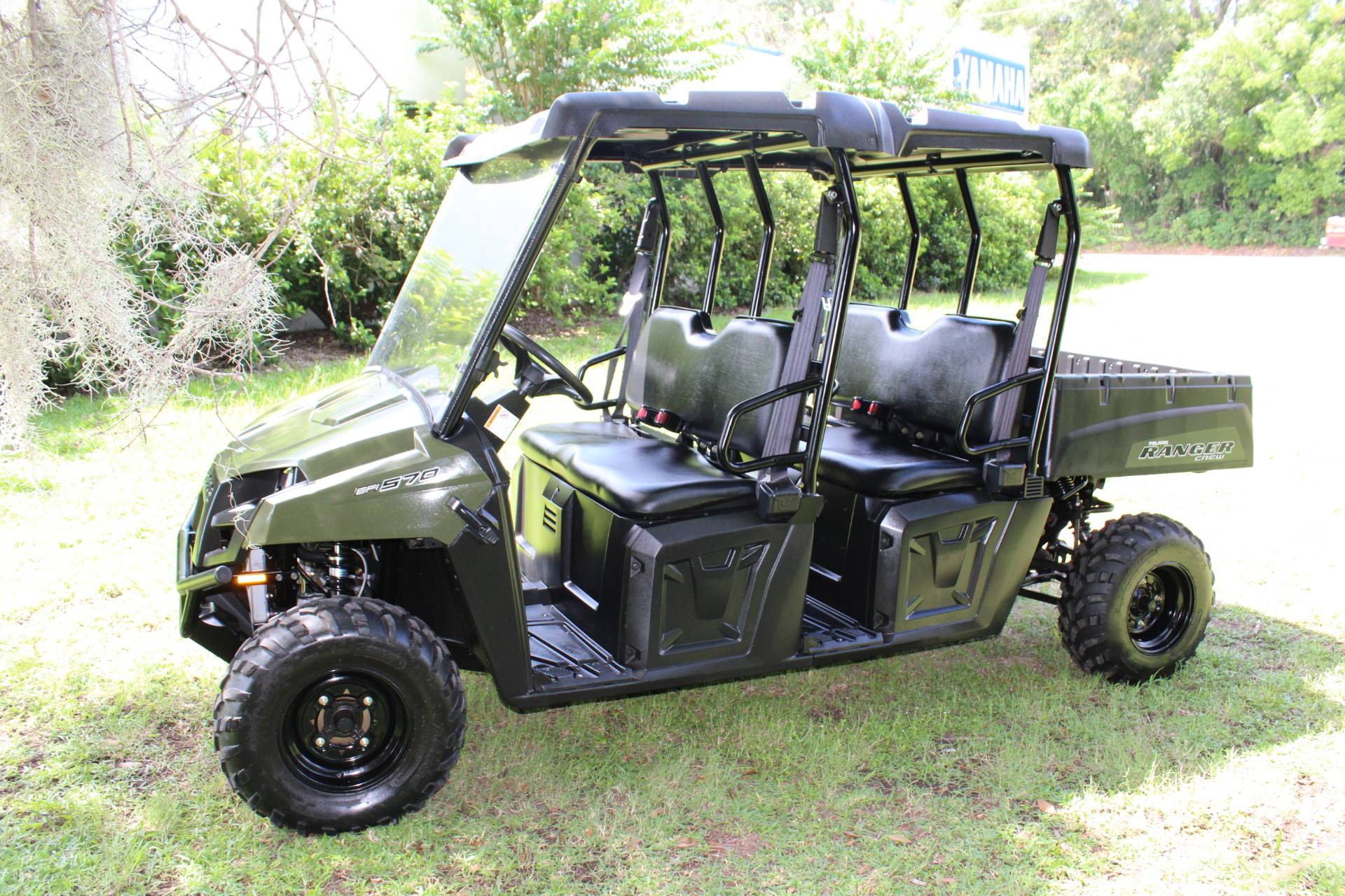 2014 polaris ranger crew 570 efi for sale palatka fl 48329. Black Bedroom Furniture Sets. Home Design Ideas