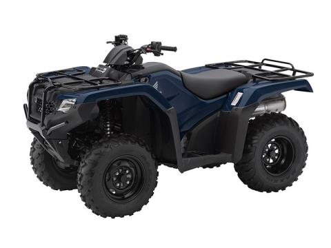 2016 Honda FourTrax Rancher 4x4 Automatic DCT Power Steering in Johnstown, Pennsylvania