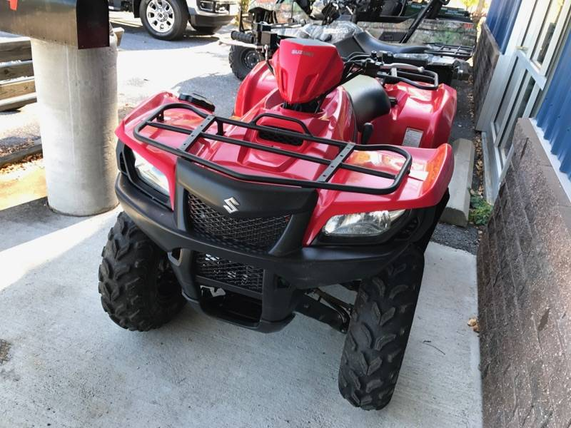 2013 Suzuki KingQuad® 500AXi in Johnstown, Pennsylvania