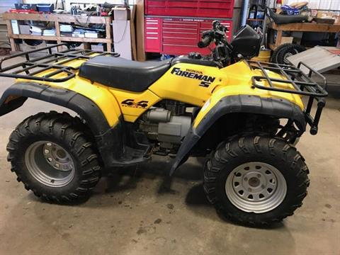 2003 Honda FourTrax® Foreman® S in Johnstown, Pennsylvania