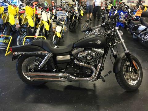 2012 Harley-Davidson Dyna® Fat Bob® in Johnstown, Pennsylvania