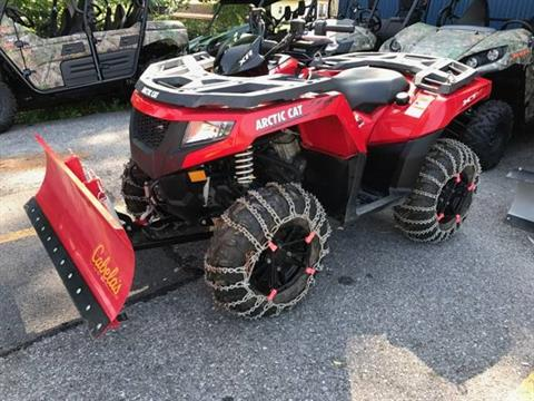 2015 Arctic Cat XR 700 XT™ EPS in Johnstown, Pennsylvania