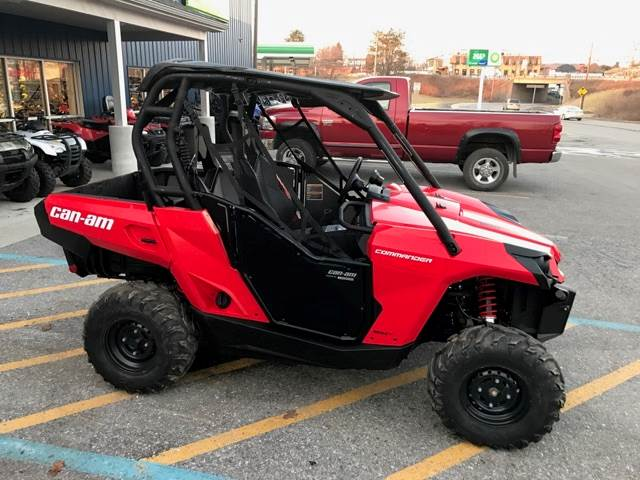2015 Can-Am Commander™ 800R in Johnstown, Pennsylvania
