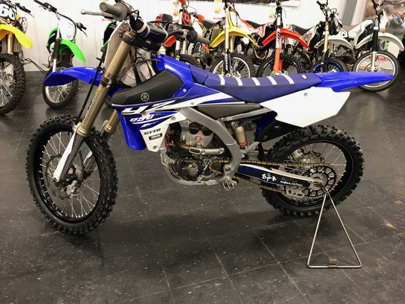 2015 Yamaha YZ250F in Johnstown, Pennsylvania