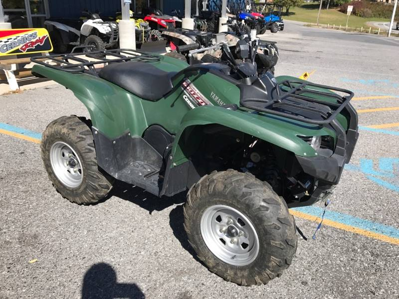 2012 Yamaha Grizzly 700 FI Auto. 4x4 EPS in Johnstown, Pennsylvania