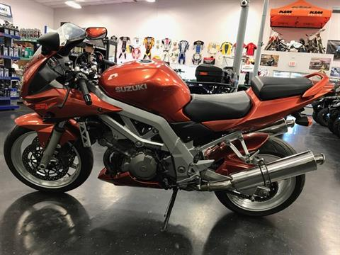 2003 Suzuki SV1000S in Johnstown, Pennsylvania