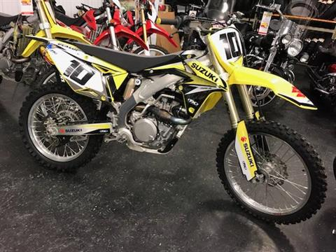 2015 Suzuki RM-Z450 in Johnstown, Pennsylvania