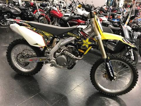 2016 Suzuki RM-Z450 in Johnstown, Pennsylvania