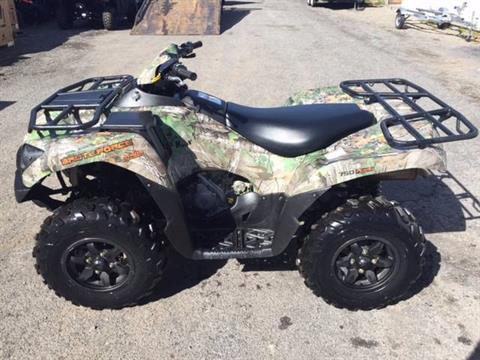 2016 Kawasaki Brute Force 750 4x4i EPS in Johnstown, Pennsylvania