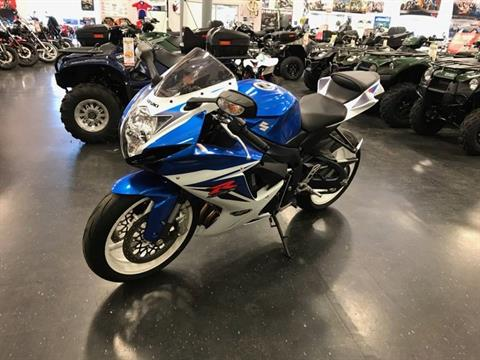 2011 Suzuki GSX-R600™ in Johnstown, Pennsylvania