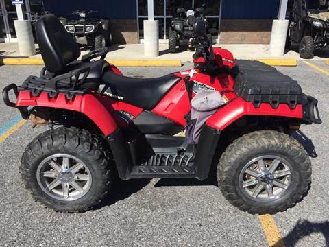 2012 Polaris Sportsman® Touring 850 H.O. EPS in Johnstown, Pennsylvania