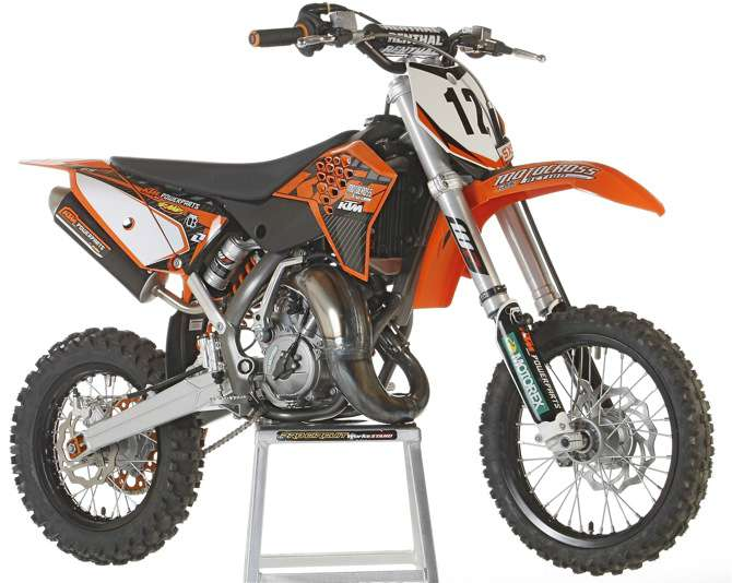2015 KTM 65 SXS in Johnstown, Pennsylvania