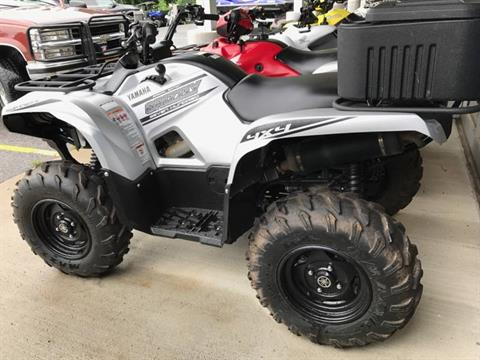 2015 Yamaha Grizzly 700 4x4 EPS SE in Johnstown, Pennsylvania