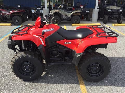 2015 Suzuki KingQuad 500AXi in Johnstown, Pennsylvania
