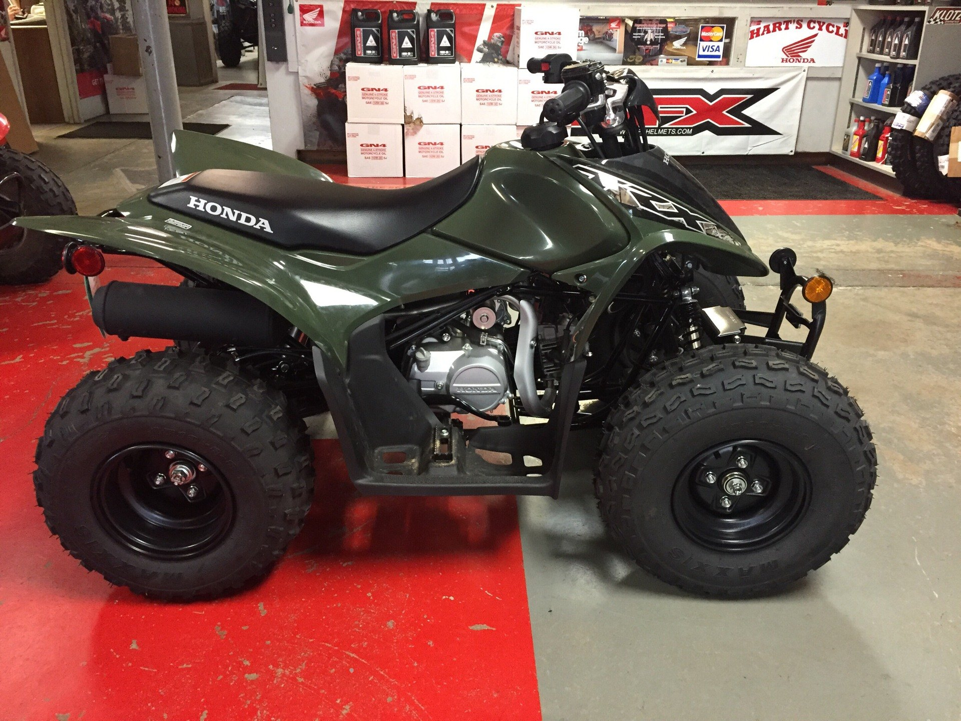 2019 Honda TRX90X in Middlesboro, Kentucky - Photo 1