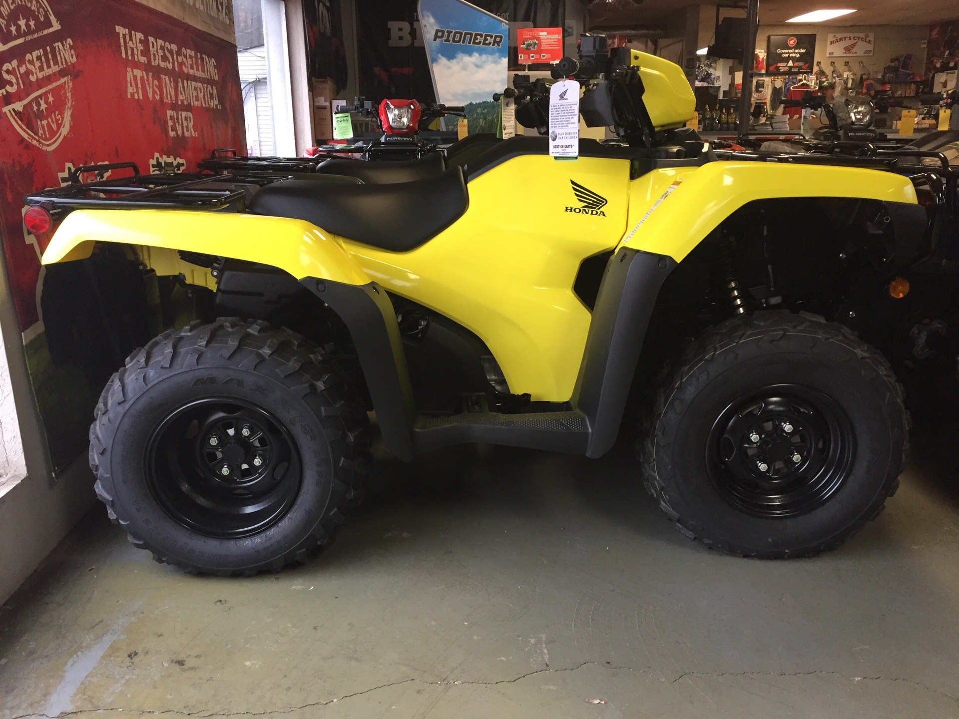 2019 Honda FourTrax Foreman 4x4 in Middlesboro, Kentucky - Photo 1