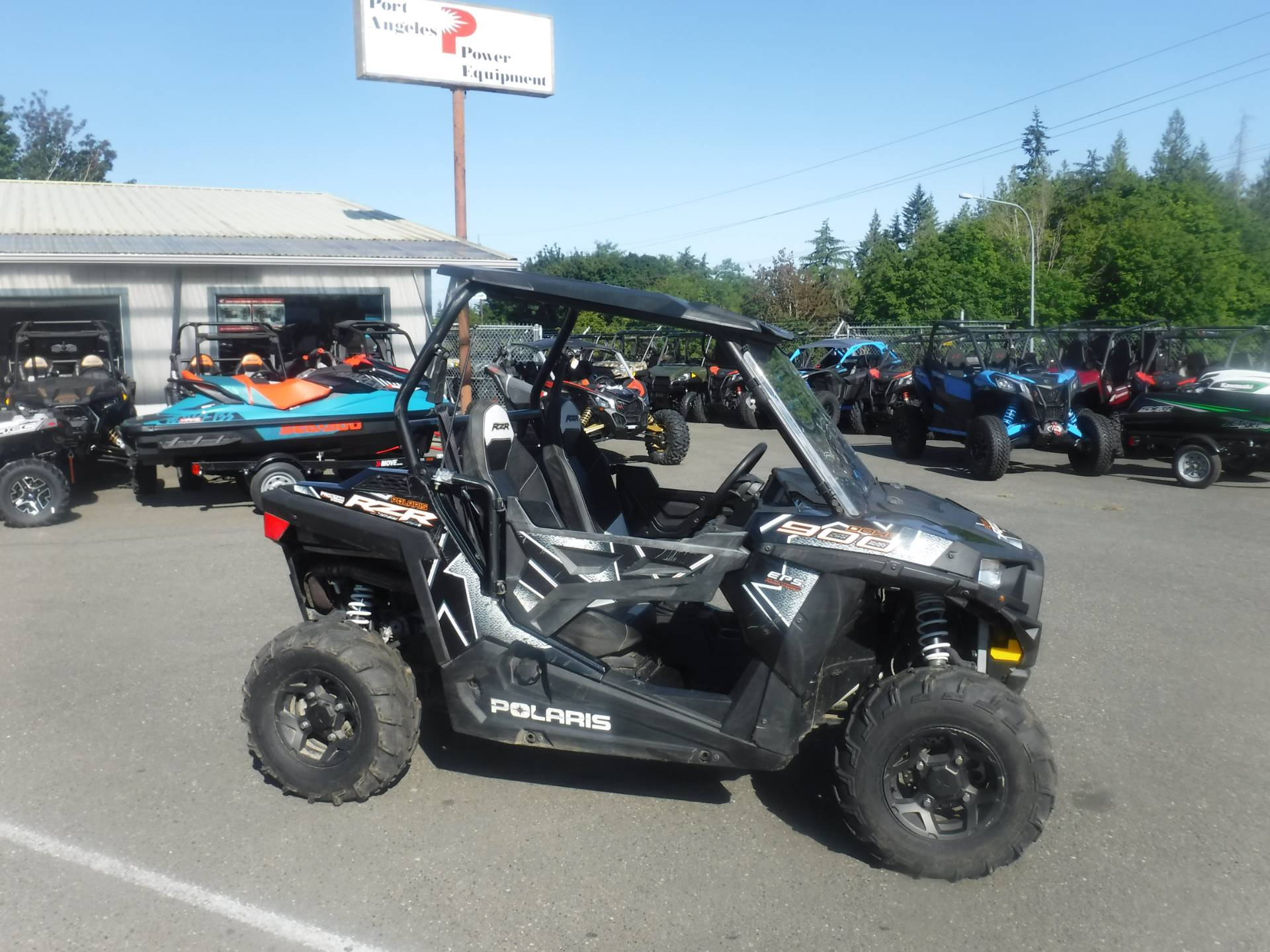 2017 Polaris RZR 900 EPS in Port Angeles, Washington - Photo 1