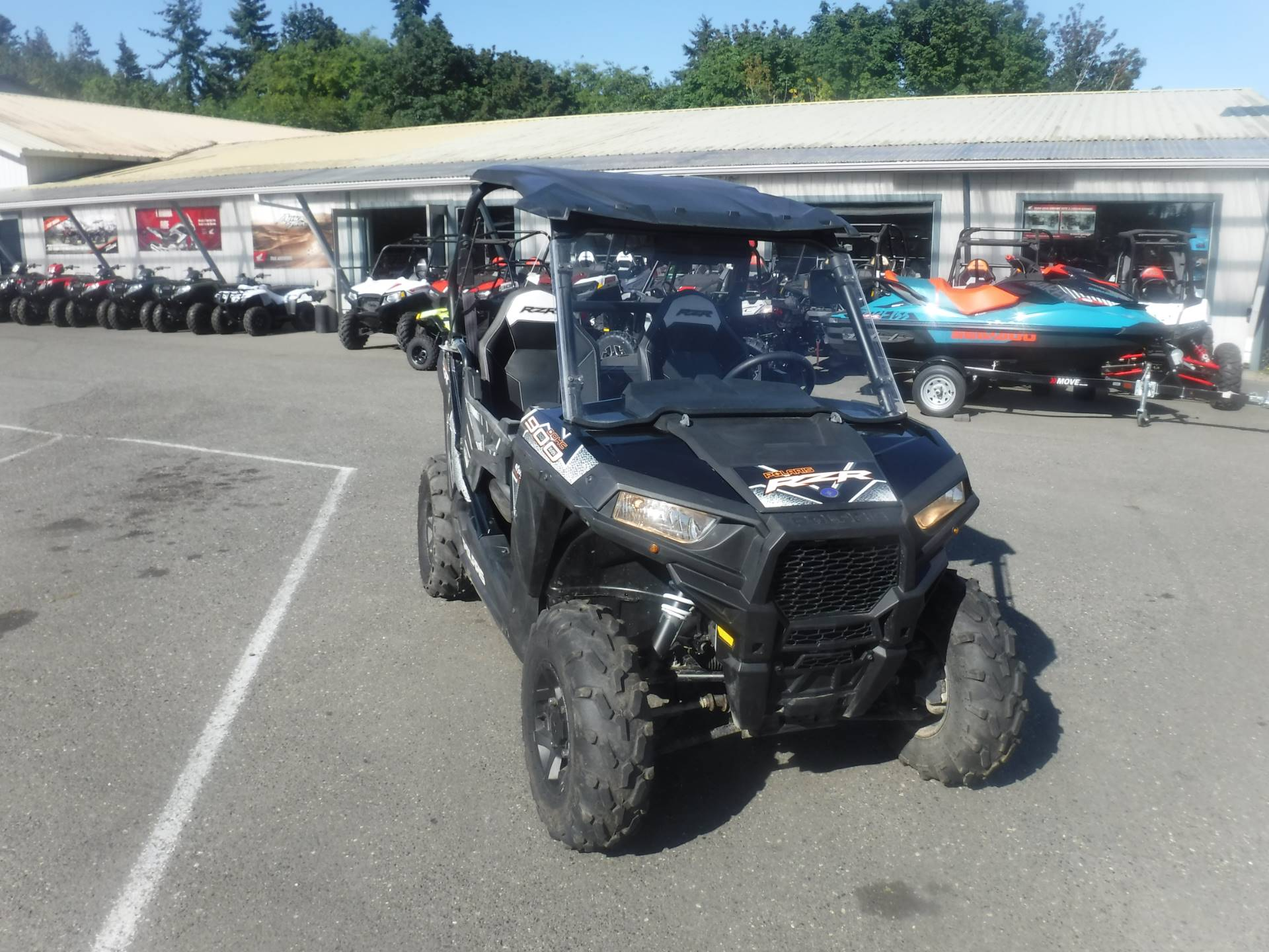 2017 Polaris RZR 900 EPS in Port Angeles, Washington - Photo 2