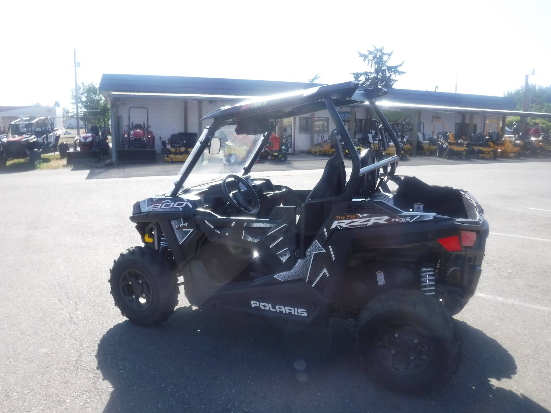 2017 Polaris RZR 900 EPS in Port Angeles, Washington - Photo 3