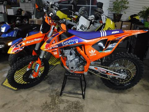 2016 KTM 250 SX-F Factory Edition in Port Angeles, Washington