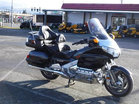 2010 Honda Gold Wing® Audio Comfort in Port Angeles, Washington