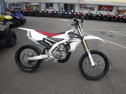 2014 Yamaha YZ450F in Port Angeles, Washington