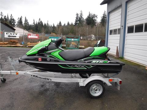 2015 Kawasaki Jet Ski® STX®-15F in Port Angeles, Washington