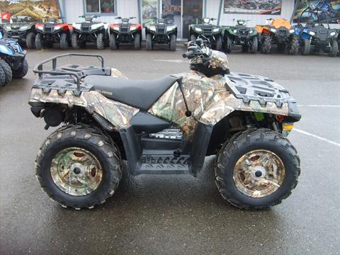 2014 Polaris Sportsman XP® 850 H.O. EPS Browning® LE in Port Angeles, Washington