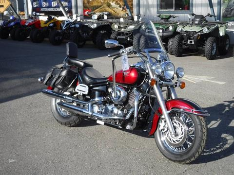 2004 Yamaha V Star 650 in Port Angeles, Washington
